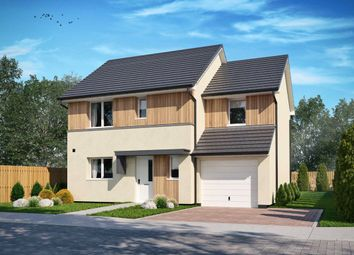 Thumbnail 4 bed detached house for sale in Forfar Road, Arbroath