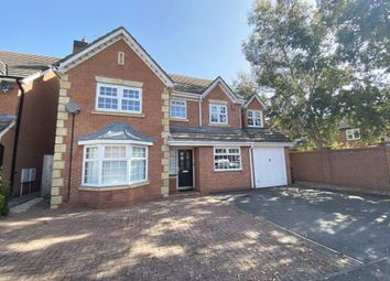 Thumbnail 5 bed detached house for sale in Duncombe Road, Glenfield