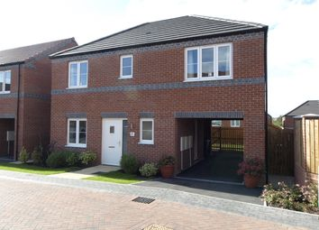 Thumbnail 4 bed detached house for sale in Brattice Way, Mapplewell, Barnsley
