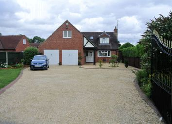 Thumbnail 4 bedroom detached house for sale in Ash Lane, Down Hatherley, Gloucester