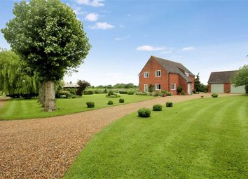 Thumbnail 5 bedroom detached house for sale in Horpit, Wanborough, Swindon