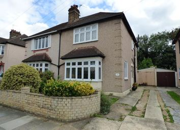 Thumbnail 3 bed semi-detached house for sale in Hillview Avenue, Hornchurch
