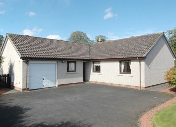 Thumbnail 3 bed bungalow for sale in Broomlands Court, Kelso
