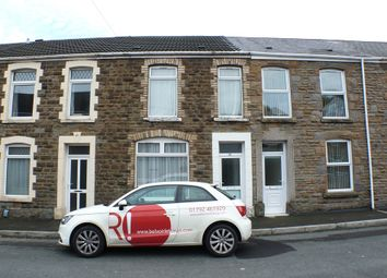 Thumbnail 2 bed terraced house to rent in Morris Street, Swansea