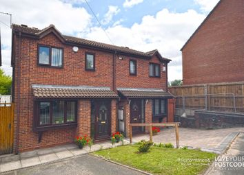 Thumbnail 3 bed semi-detached house for sale in St.Michaels Court, Off Crocketts Lane, Smethwick