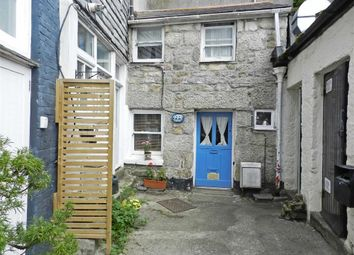 Thumbnail 1 bed terraced house for sale in Back Street, St. Ives
