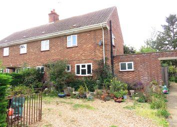 Thumbnail 2 bed semi-detached house for sale in Eaton Estate, Wimblington, March