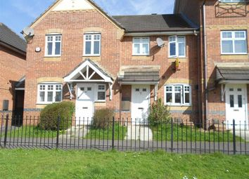 Thumbnail 2 bed mews house for sale in Redwood Drive, Leighton, Crewe, Cheshire