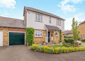 Thumbnail 3 bedroom detached house for sale in The Old Bailey, Harrietsham, Maidstone, Kent