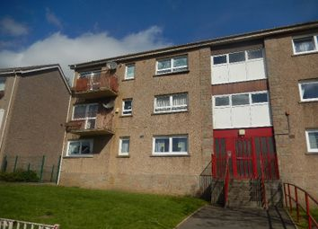 Thumbnail 2 bedroom flat for sale in Hunter Street, Airdrie, North Lanarkshire