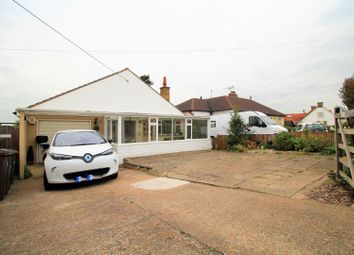 Thumbnail 3 bed detached bungalow to rent in Coast Road, Pevensey
