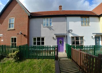 Thumbnail 2 bed terraced house for sale in Little Maypole, Thaxted