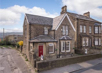 Thumbnail 4 bed property for sale in Keighley Road, Cross Hills, Keighley