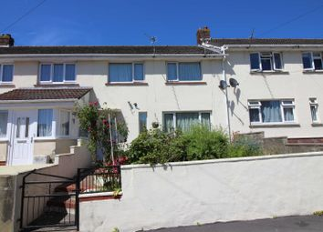 Thumbnail 3 bed terraced house for sale in Charles Dart Crescent, Barnstaple, Devon