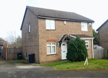 Thumbnail 2 bed semi-detached house for sale in Gerrard Close, Arnold, Nottingham