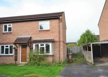 Thumbnail 3 bed semi-detached house for sale in Trickey Close, Tiverton