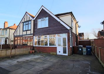 Thumbnail 3 bed semi-detached house for sale in Howick Park Avenue, Penwortham, Preston