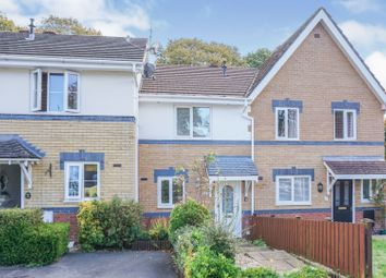 Thumbnail 2 bed terraced house for sale in Byron Way, Swansea
