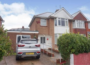 3 bed semi-detached house for sale in Chard Road, Exeter EX1
