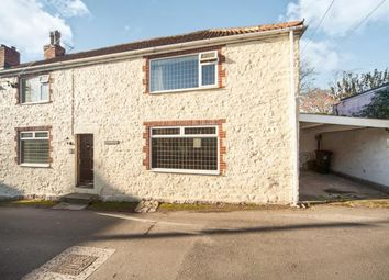 Thumbnail 3 bed terraced house for sale in Combwich, Bridgwater, Somerset