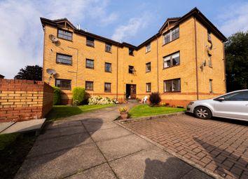 Thumbnail 2 bed flat for sale in Castlegreen Crescent, Dumbarton