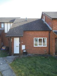 Thumbnail 1 bed terraced house to rent in Springfield Lane, Brackla, Bridgend