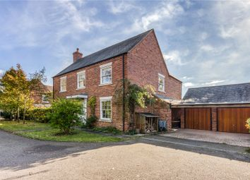 Thumbnail 4 bedroom detached house for sale in Meadow View, Glebe Close, Frampton-On-Severn, Glos