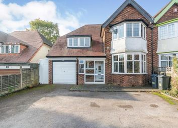 4 bed semi-detached house for sale in Alcester Road South, Kings Heath, Birmingham, West Midlands B14