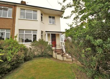 Thumbnail 3 bed semi-detached house for sale in Lyndhurst Avenue, Hastings