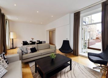 Thumbnail 3 bed flat to rent in Eden Close, Kensington, London