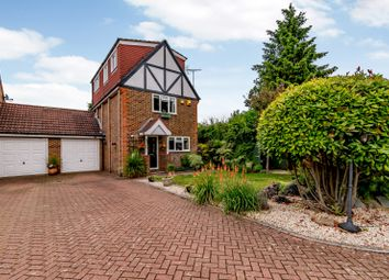 Thumbnail 4 bed link-detached house for sale in Williamson Way, Mill End, Rickmansworth