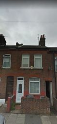 Thumbnail 2 bed terraced house to rent in Maple Road West, Luton