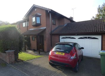 Thumbnail 4 bed property to rent in Woodview Gardens, Forest Town, Mansfield