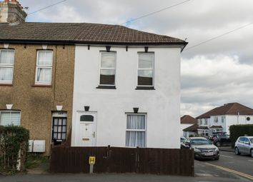 Thumbnail 4 bed end terrace house for sale in Coulsdon Road, Caterham, Surrey