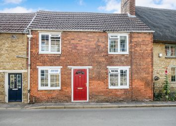 Thumbnail 2 bed cottage for sale in Queen Street, Geddington, Kettering