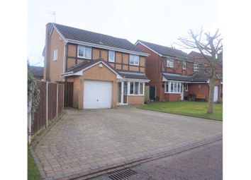Thumbnail 4 bed detached house for sale in Quintbridge Close, Liverpool
