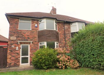 Thumbnail 3 bed semi-detached house for sale in Carr Lane, Liverpool