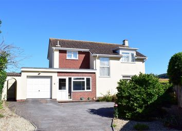 Thumbnail 4 bed detached house for sale in Hayes Close, Budleigh Salterton