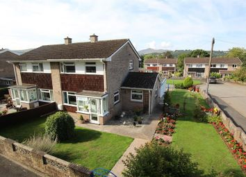 Thumbnail 3 bed semi-detached house for sale in The Groesfford, Groesffordd, Brecon