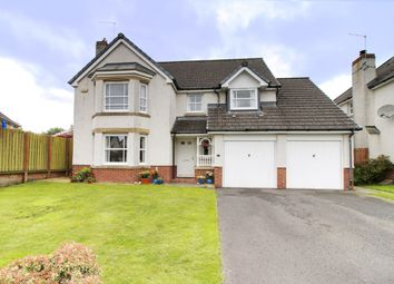 Thumbnail 4 bed detached house for sale in Ramsay Drive, Dunblane