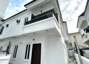 Thumbnail 4 bed semi-detached house for sale in Eletu Drive, Osapa, Lekki