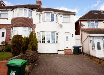 Thumbnail 3 bed semi-detached house to rent in Jayshaw Avenue, Great Barr, Birmingham