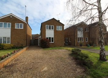 Thumbnail 3 bed detached house for sale in Trent Drive, Newport Pagnell, Buckinghamshire