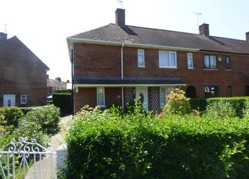 Thumbnail 3 bed terraced house to rent in Hillbeck Crescent, Wollaton, Nottingham
