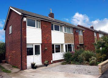 Thumbnail 3 bed semi-detached house for sale in Cambridge Drive, Blackburn