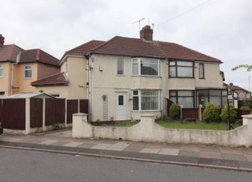 Thumbnail 3 bed semi-detached house for sale in 39 Lawton Avenue, Bootle, Merseyside
