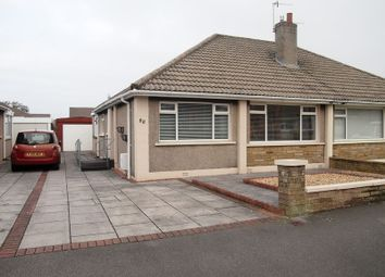 Thumbnail 2 bed semi-detached bungalow for sale in Fairhope Avenue, Morecambe