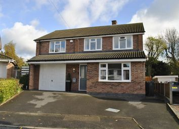 Thumbnail 5 bed detached house for sale in Dove Rise, Oadby