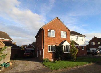 Thumbnail 3 bed semi-detached house for sale in Goldsborough Close, Eastleaze, Swindon