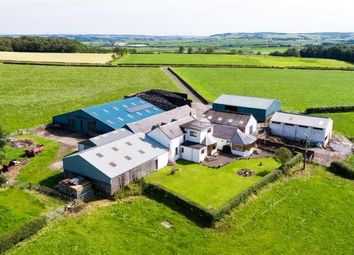 Thumbnail 4 bed equestrian property for sale in East Mosside Farm, Hurlford, Kilmarnock, East Ayrshire